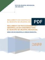 PROPUESTA DDU REGLAMENTO CONSTRUCCION