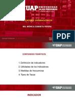 INDICADORES EPIDEMIOLOGICOS 3.