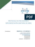 PROTOCOLO DE PREVENCION GCRB - 15 DE MAYO 2020