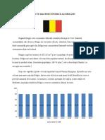 Aspecte macroeconomice ale Belgiei