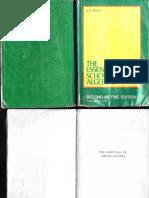 Essentials of School Algebra - AB Mayne