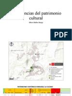 Emergencias del patrimonio cultural-Pasco-Perú