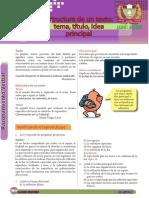 Sesión 6 - Estructura Del Texto