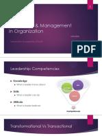LMO MBA 2 Importance of Leadership 1217b