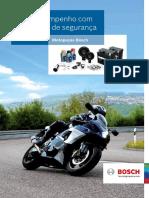 Catálogo Peças  e Produtos Bosch Motos 2018 2019