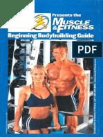 Begining Bodybuilding Guide