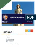 DBMS_RL_5.1 (Storage)
