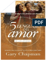Gary chapman - Los 5 lenguajes del amor jovene