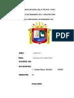 trabajo de caminos II CANAZA MASCO RICHARD 164296