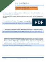 CPD4706  Assessment Guidance