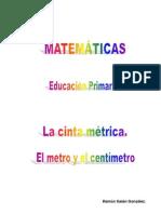 Microsoft Word - La cinta métrica. El metro y el centímetro.