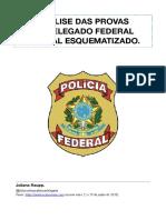 Análise Edital-PF pdf atualizado