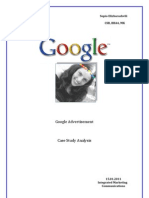Google Case Solution