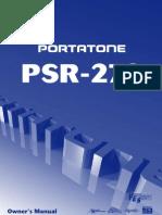 PSR270E