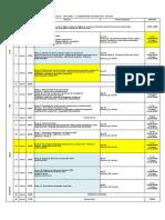 Cronograma de Actividades 2020-1 MGE
