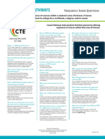 cte frequently asked questions