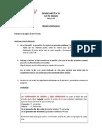 Guía de inglés 6to 13-05