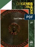 Origenes Del Hombre 19 Los Celtas I Folio 1995