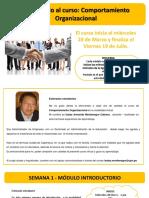 Mensaje curso virtuales CO UPN 2018