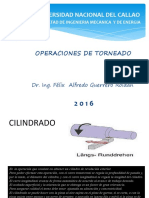 9b.- OPERACIONES DE TORNEADO