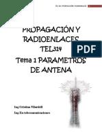 PROPAGACIÓN Y RADIOENLACES Tema 1 parametros de antena.pdf