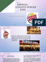 burguer king proyecto