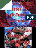 Publicidad AuToTronica y EcuTroNica