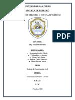 TRABAJO DE CONSTRUCCION CIVIL- INFORME