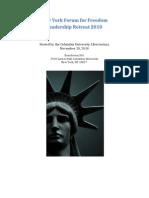 NYFF Nov2010 Notes