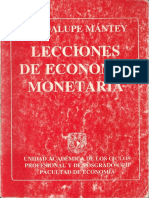 Indice Libro Guadalupe Mantey