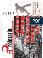 Elproletario Nº. 8 UST-ES