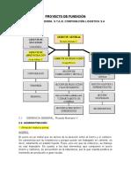 EMPRESA - PROYECTO DE FUNDICIÓN.docx