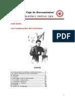 Los fundamentos del Leninismo-desbloqueado