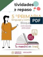 Espanol5PrimariaBloque-III