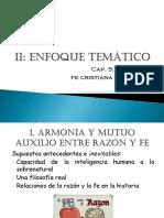 05 Intr. Fil. - Filosofía, fe cristiana y teología