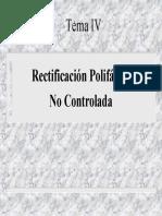 4-Rectificacion polifasica no controlada