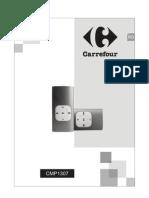 Manual Instructiuni Carrefour CMP1307