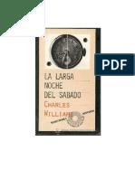 Williams Charles - La Larga Noche Del Sabado