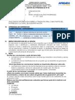 SESION DE APRENDIZAJE SEMANA (15)