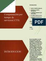 Compensación por tiempo de servicios( CTS) 2