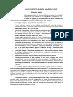 FUNCIONAMIENTO DEL SISTEMA DE CALENTAMIENTO DUAL DE AGUA SANITARIA