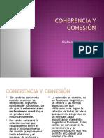 COHERENCIA Y COHESIÓN 2