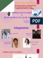 Liderazgo Global y Buenas Prácticas de Liderazgo
