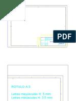 IRAM-A3-Formato y rotulo