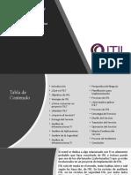 ITIL Presentación
