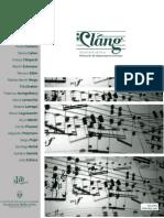 Clang-3 REVISTA MUSICAL
