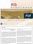 Mars Pathfinder Roving on the Red Planet