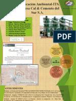 EIA-Certificación Ambiental-expocisión-TAREA 2