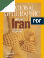 National Geographic Magazine - August 2008 - SHL Team