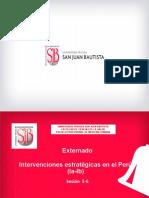 5-6 Intervenciones estratégicas en el Perú (Ia-Ib)